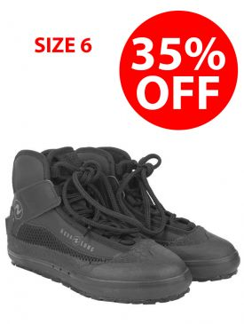 CLEARANCE - 35% OFF - Aqua Lung EVO4 Boots - Size 6