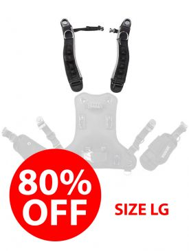 80% OFF - Aqua Lung Rogue Shoulder Assembly - Size LG