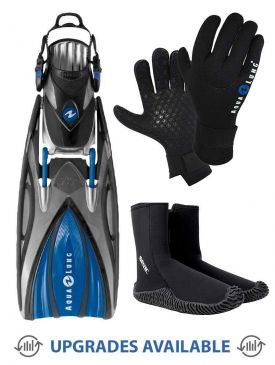 Aqualung Slingshot Fin Package