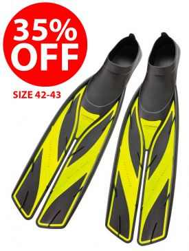 CLEARANCE - 35% OFF - Atomic Split Fin (Full Foot) - Size 42-43