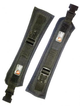 Beaver Pair of Nylon Lead Shot Ankle Weights