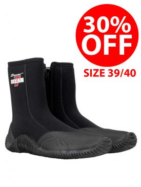 CLEARANCE - 30% OFF - Beaver Ocean 7 Hard Soled Boots - Size 39/40