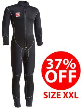 CLEARANCE 37% OFF - Beaver Ocean-Flex 5mm Semi-dry Suit - XXL