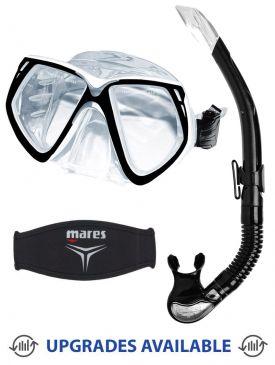 Beaver Avenger Mask, Snorkel & Mask Strap
