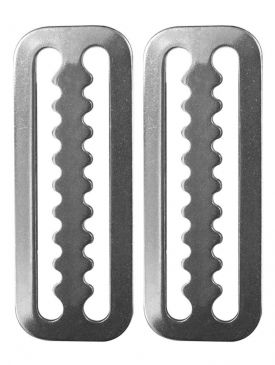 Weight Retainer Stainless Steel with Teeth