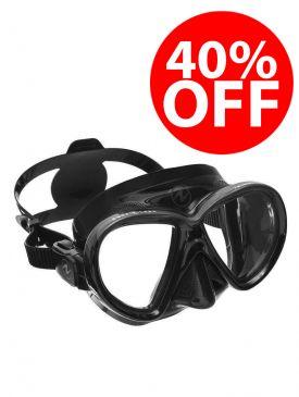 CLEARANCE - 40% OFF - Aqua Lung Reveal X2 Mask - Black