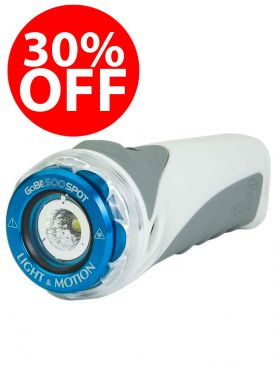 Light & Motion GoBe S 500 Spot Torch