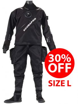 30% OFF - Scubapro Definition Dry HD Drysuit - Mens - Size L