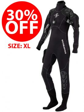 CLEARANCE - 30% OFF - Scubapro Everdry 4.0 Drysuit - Womens - Size XL