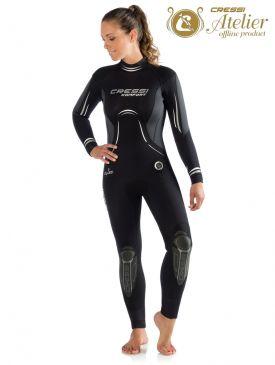 Cressi Comfort 5mm Ladies Wetsuit