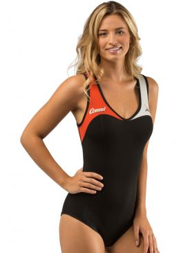 Cressi Dea 1mm Ladies Swim Wetsuit