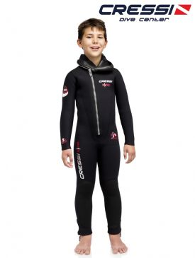 Cressi Dive 5mm Junior Wetsuit