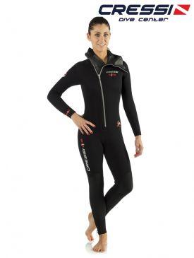 Cressi Diver 7mm Ladies Wetsuit
