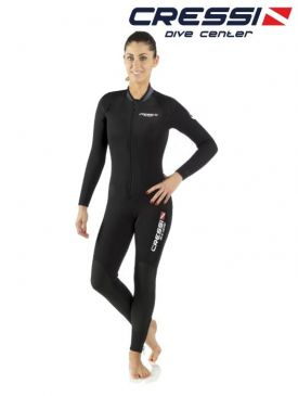 Clearance - Cressi Endurance 5mm Ladies Wetsuit-M / 3