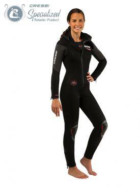 Cressi Facile Ladies 8/6/5mm Wetsuit