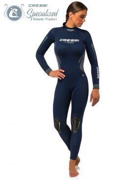 Cressi Fast 3mm Ladies Wetsuit