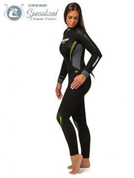 Cressi Fast 5mm Ladies Wetsuit