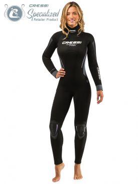 Cressi Fast 7mm Ladies Wetsuit