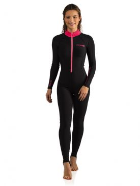Cressi Skin 1mm All-in-One Ladies Wetsuit