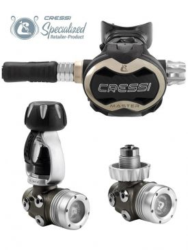 Cressi T10 SC Master Regulator