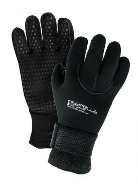 Deep Blue 5mm Gloves