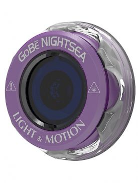 Light and Motion GoBe Nightsea Head