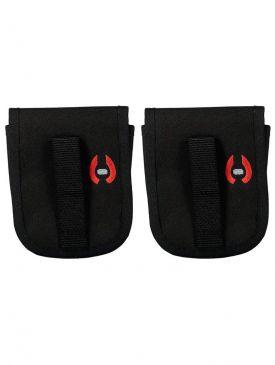 Hollis 5lb Non-Ditchable Optional Pockets ( Pair )