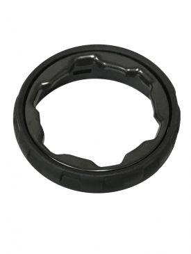 Hollis LX Black Anodized Ring