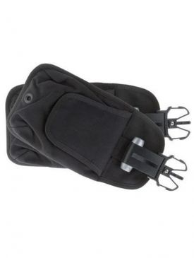 Hollis 10lb Weight Pouch LX - For Elite, Solo, HTS2 - Single Pouch