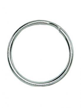 """ISC 1-1/4"""" Stainless Steel Split Ring"""