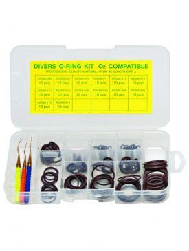ISC VITON Rubber O-Ring Kit