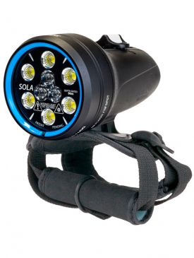 Light and Motion Sola Dive Torch 2000 S/F