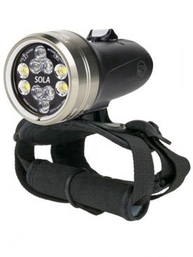 Light and Motion Sola Dive Torch 2500 S/F