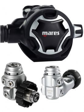 Mares Dual Adj 62X Regulator