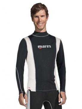 Mares Fire Skin Long Sleeve Mens Rash Guard