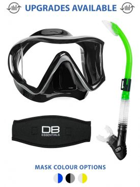 Mares i3 Mask and Snorkel Package