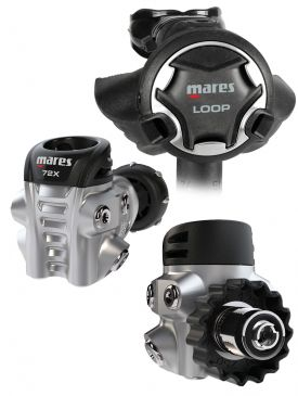 Mares Loop 72X Regulator