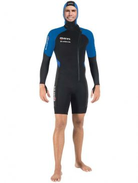 Mares Mens 2nd Skin Shorty 1.5mm (New)