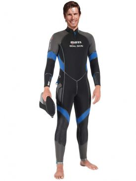 Mares Mens Seal Skin 6mm Wetsuit