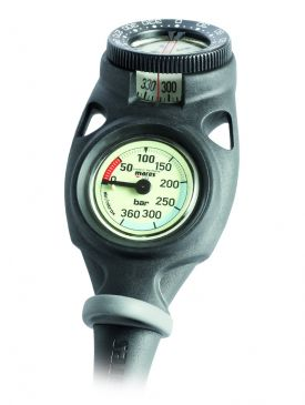 Mares Mission 2 Compact Console (pressure & Compass)