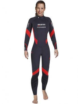 Mares Pioneer 5mm Womens Wetsuit