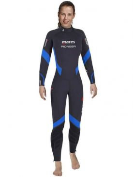 Clearance - MARES PIONEER 7MM WOMENS WETSUIT XL (5)