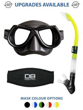 Mares Star Liquidskin Mask & Snorkel Package