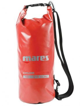 Mares T10 Cruise Dry Bag - Red - 10L