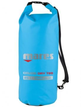 Mares T25 Cruise Dry Bag - Blue - 25L