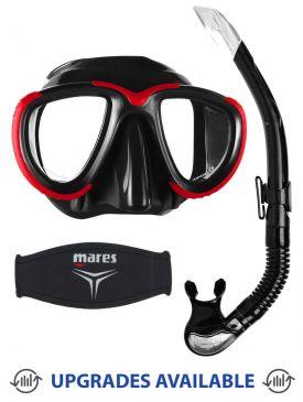 Mares Tana Mask, Snorkel & Mask Strap
