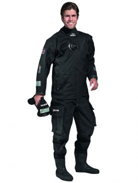 Mares Tech Fit LX Drysuit