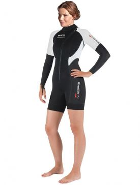Mares Womens 2nd Skin Shorty 1.5mm