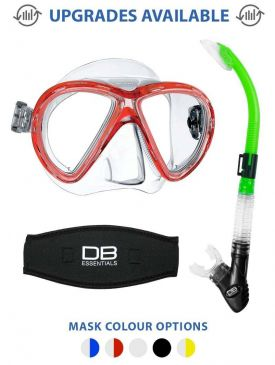 Mares X-Vu Mask & Snorkel Package