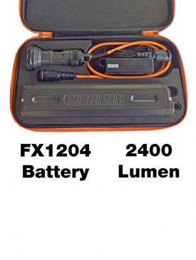 Metalsub Package KL1242 - 2400 Lumen - FX1204 - Bag